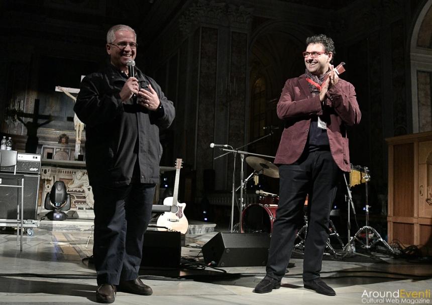 Don Carmine Giudici e Mario Mormone ©SpectraFoto