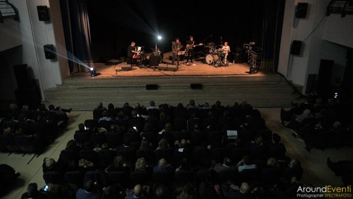 James Senese e Napoli Centrale_Teatro Tasso – Sorrento_©SpectraFoto_2-12-2017_15