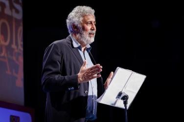Francesco Piccolo (foto Chiara Pasqualini)