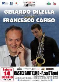 14 luglio: Di Lella Napoli jazz
