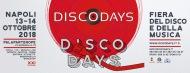 13 e 14 ottobre Disco Days