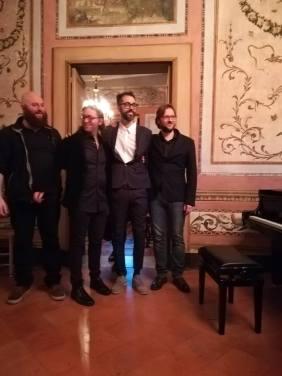 pianisti villa di donato