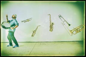 Leonardo de Lorenzo e Vesuvian Jazz Society